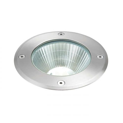 Saxby 67405 Ayoka Outdoor LED Recessed Ground Light